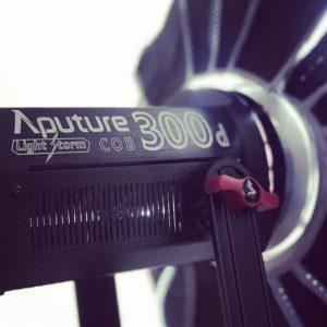 Aputure LS300D LS120D